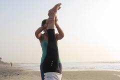 Debbie Thomas Sri Lanka Yoga Retreat